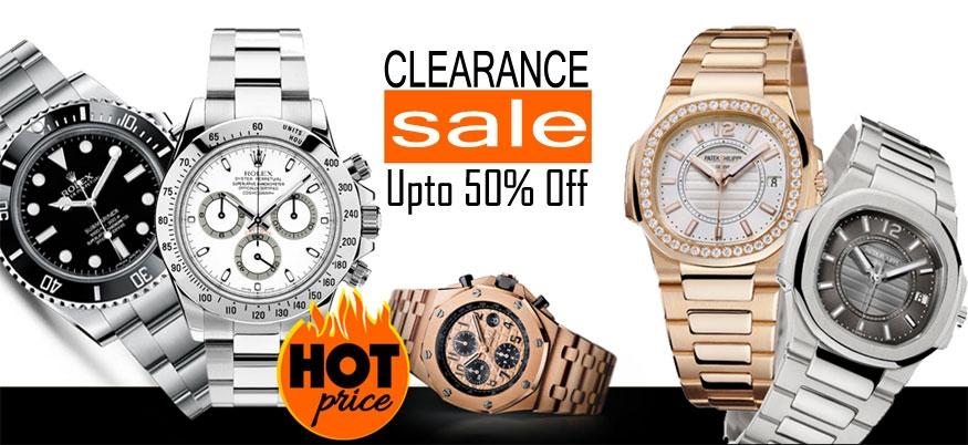 Clearance Sale Price in Pakistan by Replicawatchespakistan.pk