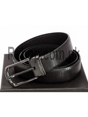 Giorgio Armani Stylish Belt Price in Pakistan