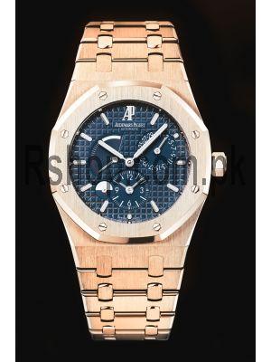 Audemars Piguet royal oak dual time power reserve watch Price in Pakistan
