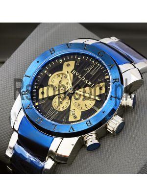 Bvlgari Diagono Chronograph Watch Price in Pakistan