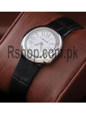 Cartier Ballon Bleu Ladies Watch Price in Pakistan