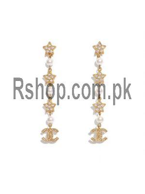 Chanel Long Drop Earrings Price in Pakistan