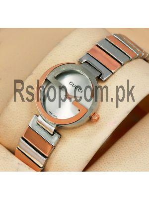 Gucci Interlocking G Ladies Two Tone Watch Price in Pakistan