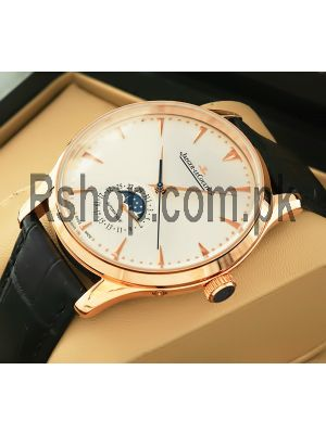 Jaeger-LeCoultre Master Moonphase Watch Price in Pakistan