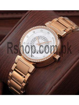 Louis Vuitton Tambour Ladies Watch Price in Pakistan