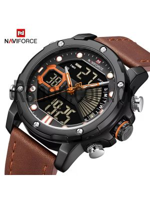 Navi Force Dual Time Edition 2020 (NF-9172) Watch Price in Pakistan