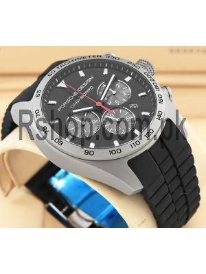 Porsche Design Black Dial Chronograph Watch Price in Pakistan