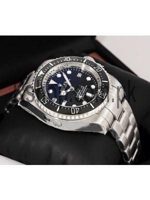 Rolex Deepsea Sea-Dweller D-Blue Dial Swiss Quality ETA Movement 2836 Watch Price in Pakistan