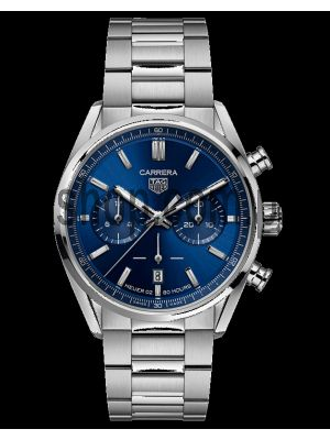 TAG Heuer Carrera Calibre Heuer 02  Blue Dial Watch Price in Pakistan