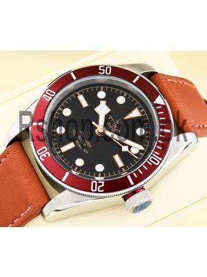 TUDOR Black Bay Watch Price in Pakistan