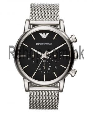 Emporio Armani Men's AR1811 Silver Watch AR1811  (Same as Original) Price in Pakistan