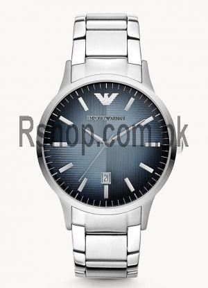Emporio Armani Three-Hand Date Stainless Steel Watch AR11182  (Same as Original) Price in Pakistan