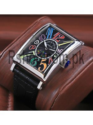 Franck Muller Color Dreams Limited Edition Watch Price in Pakistan