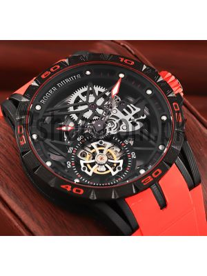 Roger Dubuis Excalibur Spider Skeleton Flying Tourbillon Limited Edition Watch Price in Pakistan