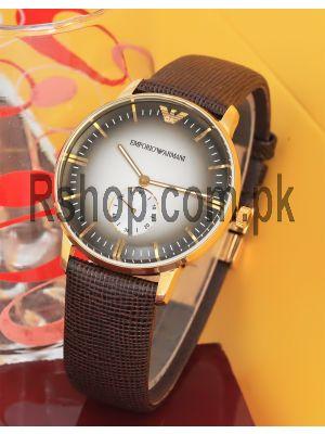 Emporio Armani Mens Wrist Watch Price in Pakistan