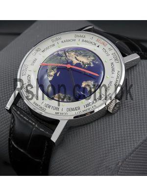 Jaeger-LeCoultre Geophysic Worldtime Watch Price in Pakistan