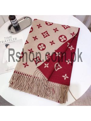 Louis Vuitton Cashmere Scarf ( High Quality ) Price in Pakistan