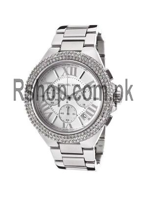 Michael Kors Camille Silver Watch Price in Pakistan