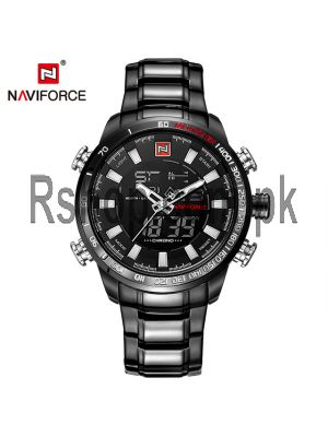 Navi force Dual Time Edition 2020 (NF-9093) Price in Pakistan
