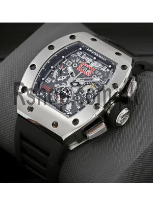 Richard Mille RM011 Felipe Massa Flyback Chronograph Watch Price in Pakistan