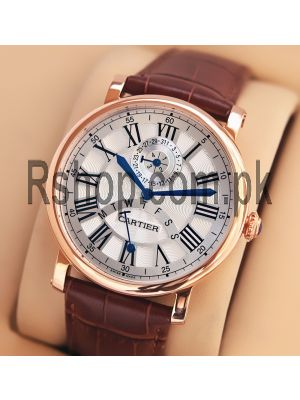 Rotonde de Cartier Perpetual Calendar Watch Price in Pakistan